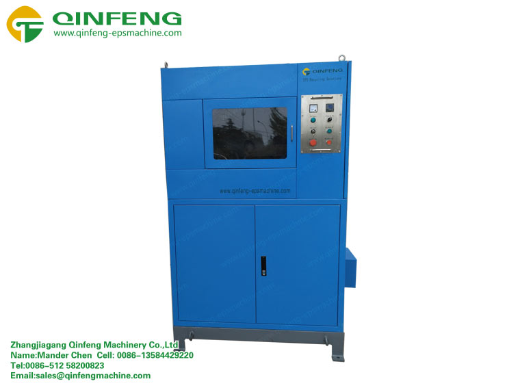Expanded Polystyrene Melter Machine