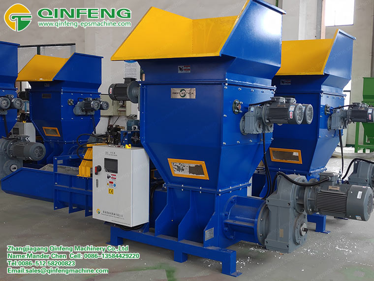 EPS Compactor Equipment