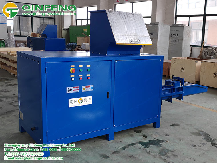 Polystyrene Compacting Equipment