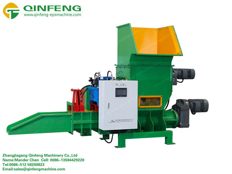 Polystyrene Compactor Machine