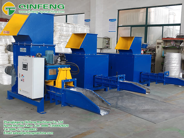 Foam Compactor Machine