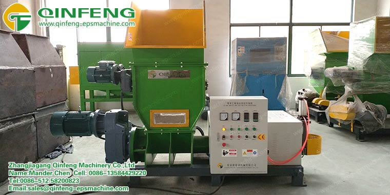 Expanded EPS Foam Melter