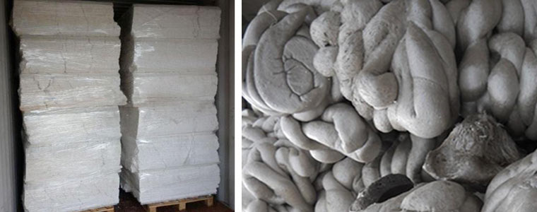 Wasted EPS Foam Recycling Machine-Qinfeng Foam Recycling